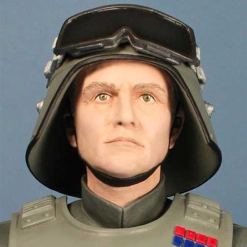 General Veers PGM Exclusive Deluxe Mini Bust Thumbnail