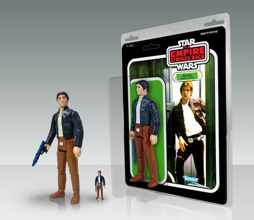 Han Solo (Bespin Outfit) Vintage Jumbo Figure Thumbnail