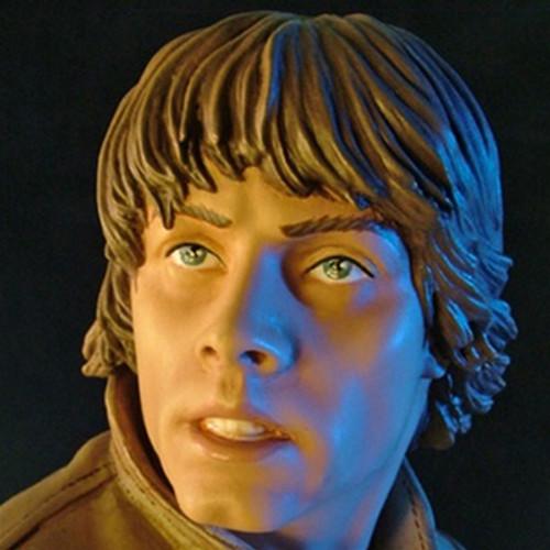 Luke Skywalker In Bespin Fatigues Statue Thumbnail