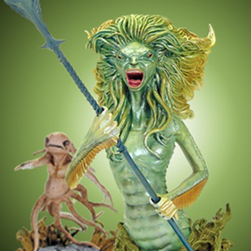 Merperson And Grindylow Mini Bust (2 Pack) Thumbnail