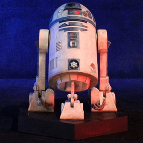 R2-D2 Clone Wars Maquette Thumbnail