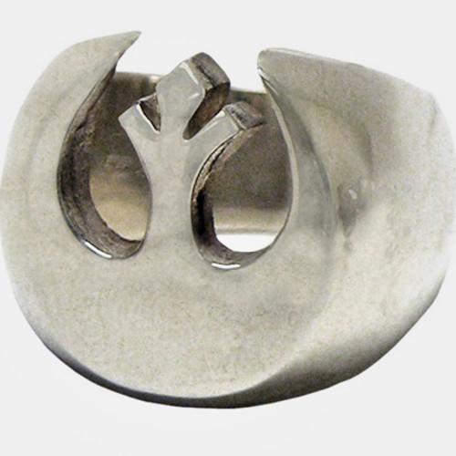 Rebel Seal Ring - Size 10 Thumbnail