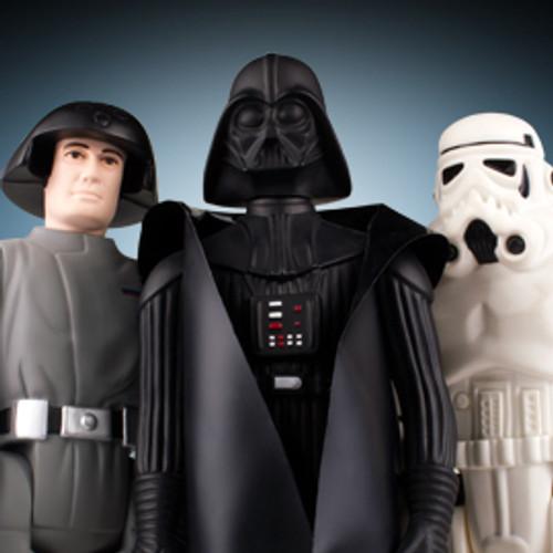 Star Wars Villain 3 Pack Jumbo Figures Thumbnail