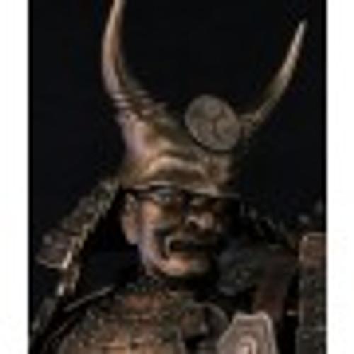 Sucker Punch Colossal Samurai With Minigun Statue Thumbnail