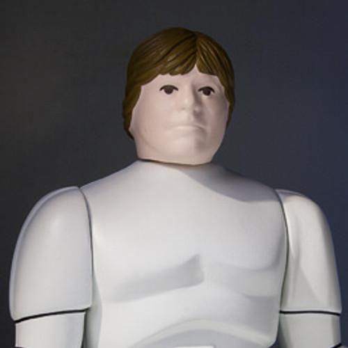 Luke in Stormtrooper Disguise POTF Jumbo Figure