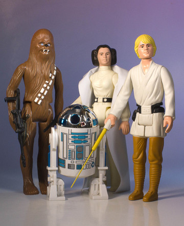 Jumbo Star Wars Early Bird Set Unboxing
