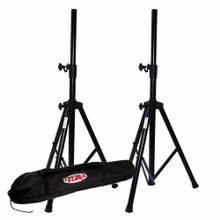 TOV T-SS18P (2) Speaker Stands & Carry Bag $10 Instant Coupon Use Promo Code: $10-OFF