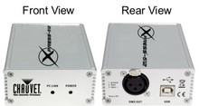 Chauvet xpress-512 USB DMX interface & software $20 Instant Coupon use Promo Code: $20-OFF