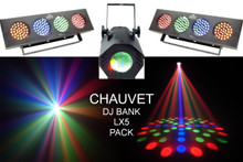 Chauvet DJ bank lx5 Pack $10 Instant Coupon use Promo Code: $10-OFF