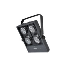 TECHNI-LUX LEDBANK4 Tricolor Punch Light Audience Blinders $30.00 Instant Coupon use Promo Code: $30-OFF
