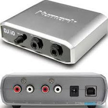 Numark DJ/io USB audio interface for computer software $5 Instant off use Promo Code: $5-OFF