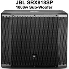 JBL srx818sp active 1000w sub-woofer $100 Instant Coupon use Promo Code: $100-OFF