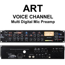 ART VOICE CHANNEL Multi Digital Rackmount Mic Preamp $20 Instant Coupon Use Promo Code: $20-Off