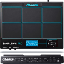 ALESIS SAMPLEPAD PRO 8 Drum Trigger Midi Interface $15 Instant Coupon Use Promo Code: $15-OFF