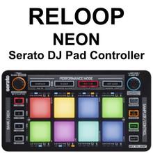 RELOOP NEON Serato DJ Pad Controller