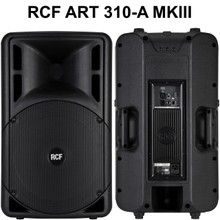 RCF ART 310-A MKIII Active PA System $50 Instant Coupon Use Promo Code: $50-OFF