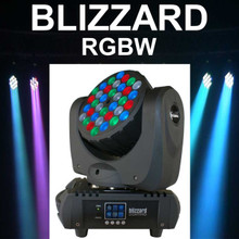 BLIZZARD BLADE RGBW Razor Sharp Beams Moving Light $20 Instant Coupon Use Promo Code: $20-OFF