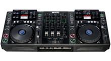 Gemini CDMP-7000 Dual DJ CD USB Mixing Console $25 Instant Coupon Use Promo Code: $25-Off