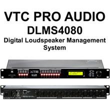 VTC Pro Audio DLMS4080 Digital Loudspeaker Management System $50 Instant Coupon Use Promo Code: $50-Off