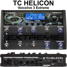 TC HELICON VOICELIVE 3 Extreme Vocal Guitar Processor $40 Instant Off Use Promo Code: $40-OFF