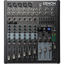 DENON DN-408X 8 Channel FX USB Audio Mixer $10 Instant Coupon Use Promo Code: $10-OFF