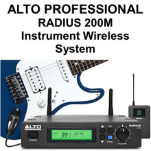 Alto Professional Radius 200M Wireless Instrument System $15 Instant Coupon Use Promo Code: $15-Off