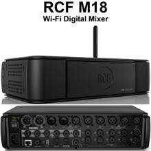 RCF M18 Wi-Fi 18 Channel Digital Mixer