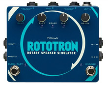 Pigtronix Rototron Analog Rotary Speaker Effect Guitar Pedal $20 Instant Coupon Use Promo Code: $20-Off