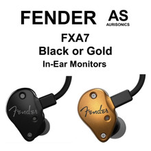 FENDER FXA7 Professional Dual HDBA In-Ear Monitors $20 IIn-Ear Monitors $25 Instant Coupon Use Promo Code: $25-OFF