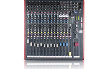 ALLEN & HEATH ZED-16FX 16 Channel USB Live Recording Mixer