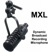 MXL BCD-1 Dynamic Broadcast Recording Swivel Mount Microphone $10 Instant Coupon Use Promo Code: $10-OFF