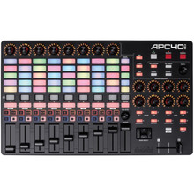 AKAI APC40 MKII Ableton Live Pre-Mapped Interface Controller $15 Instant Coupon Use Promo Code: $15-OFF