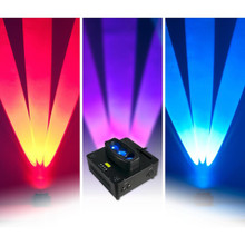AMERICAN DJ WIFLY CHAMELEON Tri Lens Wireless Rechargeable Uplighting FX Fixture $20 Instant Coupon Use Promo Code: $20-OFF