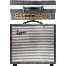 SUPRO 1600SPR SUPREME Classic Retro Guitar Amplifier $50 Instant Coupon Use Promo Code: $50-OFF