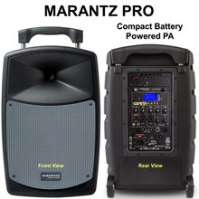 MARANTZ PRO VOICE ROVER Compact Lightweight Battery Powered PA System $10 Instant Coupon Use Promo Code: $10-OFF