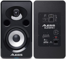 ALESIS ELEVATE6 Active Kevlar Nearfield Reference Monitor Pair $15 Instant Coupon Use Promo Code: $15-OFF