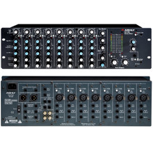 ASHLY MX-508 Rackmount 8 Channel Stereo Mixer $40 Instant Coupon Use Promo Code: $40-Off