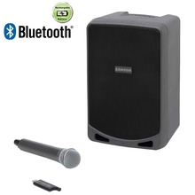 SAMSON EXPEDITION XP106W Portable 20 Hour Rechargeable Bluetooth Wireless Mic PA System $10 Instant Coupon Use Promo Code: $10-OFF