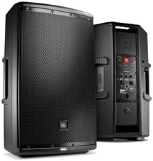 JBL EON615 Active 2000w Bluetooth PA System Speaker Pair $25 Instant Coupon Use Promo Code: $25-OFF
