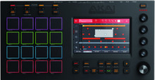 AKAI PROFESSIONAL MPC TOUCH Backlit RGB Midi USB Pad Sequence Controller Workstation $25 Instant Coupon Use Promo Code: $25-OFF