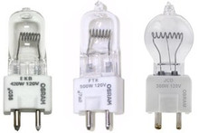 EKB FTK JCD multi-use Bulbs for omni-light, Projector or medical applications