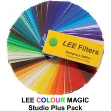 "Lee Colour Magic Series Studio Plus Pack (6) 12"" x 10"" Filters"