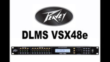 PEAVEY VSX 48e Loudspeaker Management System Processor $10 Instant Coupon use Promo Code: $10-OFF