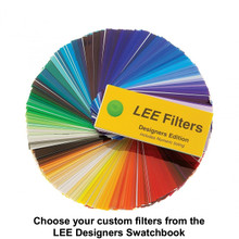 "Lee pre-cut 4"" x 4"" custom color filters from the best sellers list"