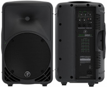 """MACKIE SRM350v3 2000w Total 10"""" Speaker PA System Pair $20 Instant Coupon Use Promo Code: $20-OFF"""