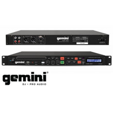 GEMINI CDMP-1500 Rackmount Pitch Control Media Player $5 Instant Coupon Use Promo Code: $5-OFF