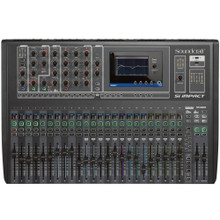 SOUNDCRAFT Si IMPACT Pro 40 Input Digital Audio Mixer with Motorized Faders Touchscreen and Lexicon FX $50 Instant Coupon use Promo Code: $50-OFF