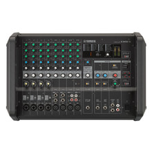 YAMAHA EMX5 12 Channel 1260w Powered FX Mixer with Feedback Suppressor $30 Instant Coupon Use Promo Code: $30-OFF