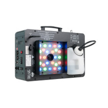 AMERICAN DJ FOG FURY JETT PRO Multi-Position Vertical Fog Machine with 28x3W LED Lights $20 Instant Coupon use Promo Code: $20-OFF