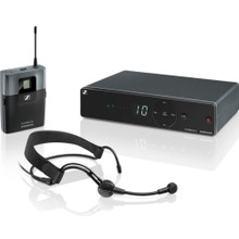 SENNHEISER XSW1-ME3-A Complete Rackmount Headset Wireless System $10 Instant Coupon use Promo Code: $10-OFF